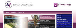 Kinsley and Fitzwilliam Resource Centre Website